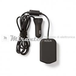 Caricabatterie per Auto da 9.6 Amp con 4 uscite USB_mirante_elettronica_acilia