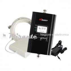 Ripetitore cellulare | Dual Band 900 + 1800 MHz | GSM + LTE 4G_mirante_elettronica_acilia