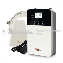 Ripetitore cellulare | TriBand 900 + 800 + 2100 MHz | GSM + 3G + LTE 4G_mirante_elettronica_acilia