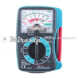 Multimetro Tester | Analogico | 7 gamme di misura_mirante_elettronica_acilia