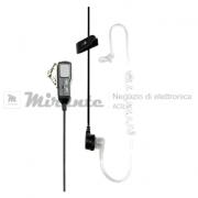 Auricolare Midland | Trasparente | 2 Pin presa_mirante_elettronica_Acilia